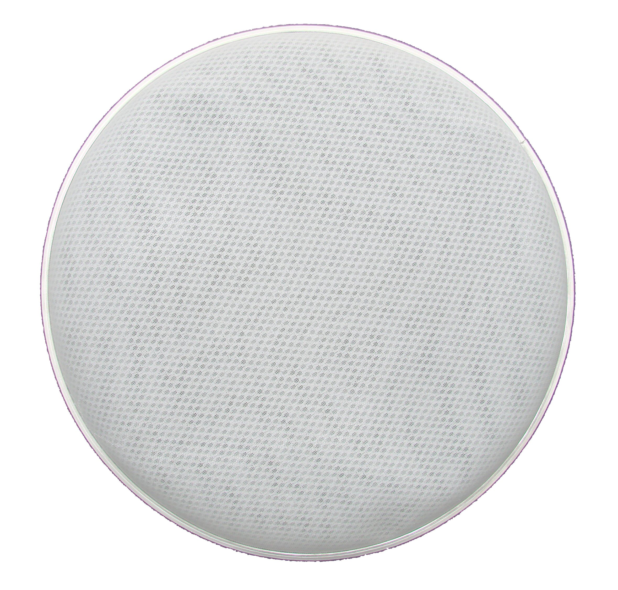 3 ply white mesh heads perfect for silent practicing or e drumming. Black Bedroom Furniture Sets. Home Design Ideas