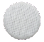 White 3-Ply Mesh Head