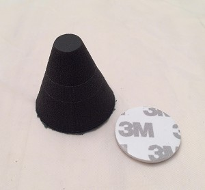 Conical-Styled Foam Cone